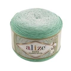 Пряжа Alize Bella Ombre Batik цвет 7408