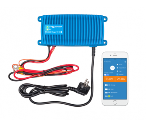 Зарядное устройство Victron Blue Smart IP67 Charger 12/25 (1)