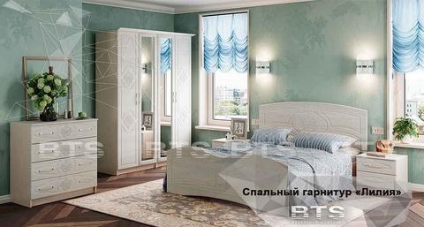 Спальный гарнитур Лилия 1 комп