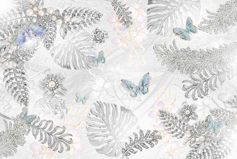 Бабочки 400x270 см