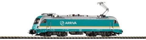Электровоз BR 183 002 ARRIVA