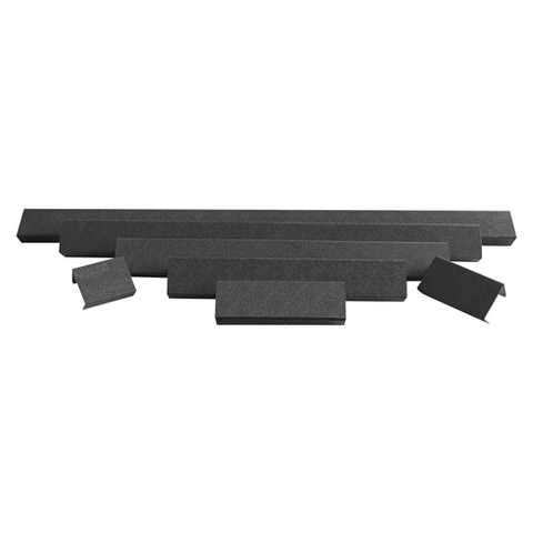 Защитная крышка фары  50 черный ABS пластик ALO-AC50 ALO-AC50  фото-1