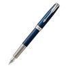 Parker Sonnet Core - LaqBlue CT, перьевая ручка, F, BL