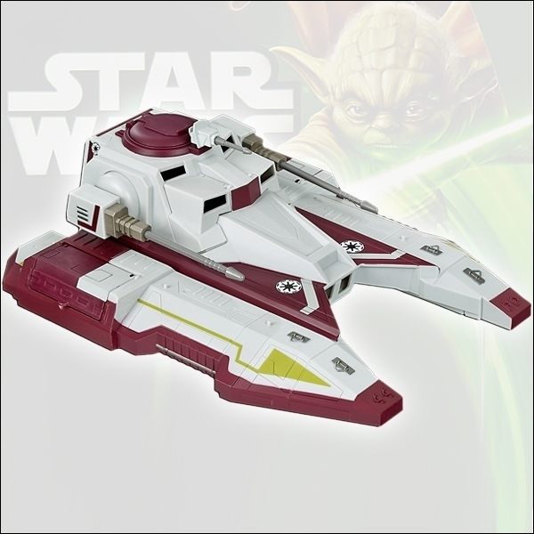 Star Wars Vehicle  2013 Class II Attack Series 01