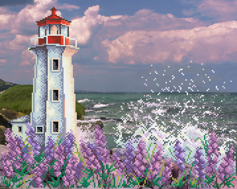 Романтичный маяк