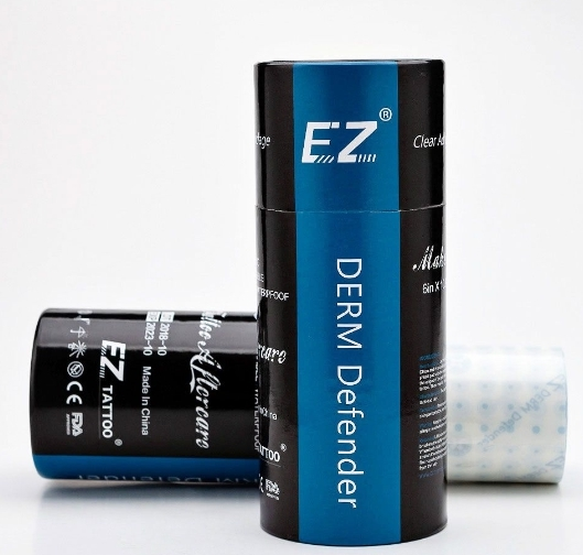 Восстанавливающая пленка EZ REGULAR Derm Defender Tattoo  Рулон 15см*10м