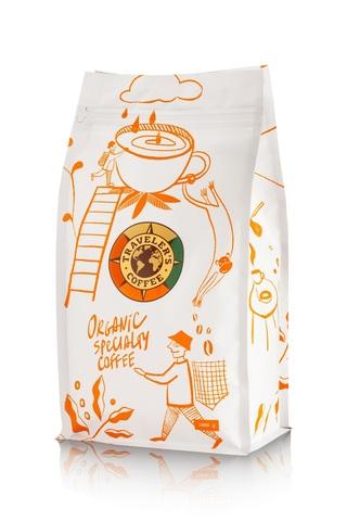 Эспрессо смесь 10 СИТИ. TC кофе жаренный в зернах (упаковка 1 кг)