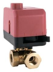 Клапан 3-ходовой шаровый Schneider Electric VB300R-15BS 8.7T 00