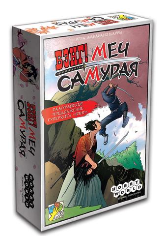 Настольная игра Бэнг! Меч самурая