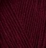 Пряжа Alize Lanagold 800 57 (Бордовый)