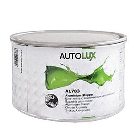 Autolux Шпатлевка с алюминиевым наполнением 0,25кг