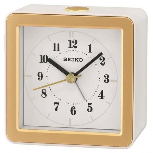 Настольные часы-будильник Seiko QHE082WN