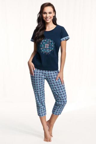 Пижама женская со штанами LUNA 498