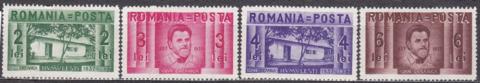 1937 №524-527 *MH