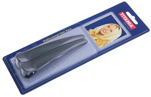 Зажим для волос 12 см