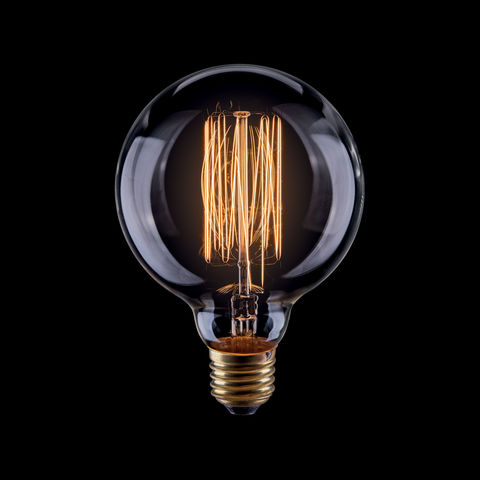 Лампочка Voltega LOFT E27 60W 5921