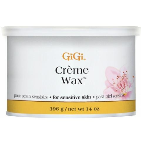 GiGi, Creme Wax - Кремообразный воск для чувствительной кожи,396гр.