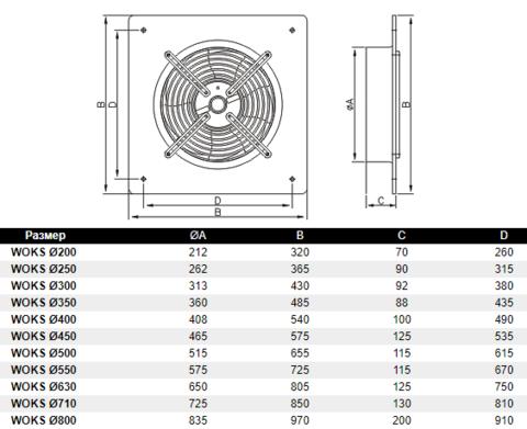 Накладной вентилятор ERA DiCiTi AURA 5C MRH dØ125мм с датчиком влажности, таймером и обратным клапаном