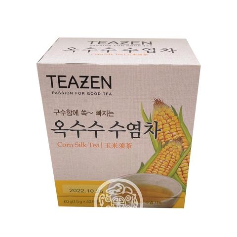 Чай кукурузный Corn Silk Tea 60г TEAZEN Корея
