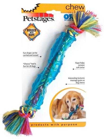 """Petstages Игрушка для собак Petstages """"ОРКА палочка"""" 25 см средняя c0f9adee-3596-11e0-4488-001517e97967.jpg"""