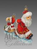 Дед Мороз из зимней сказки ......