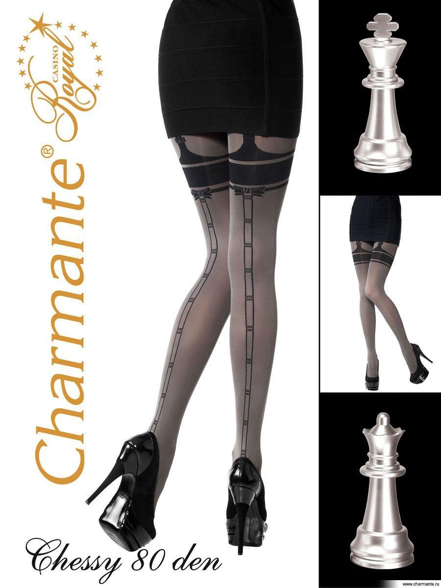 Charmante CHESSY 80 колготки женские