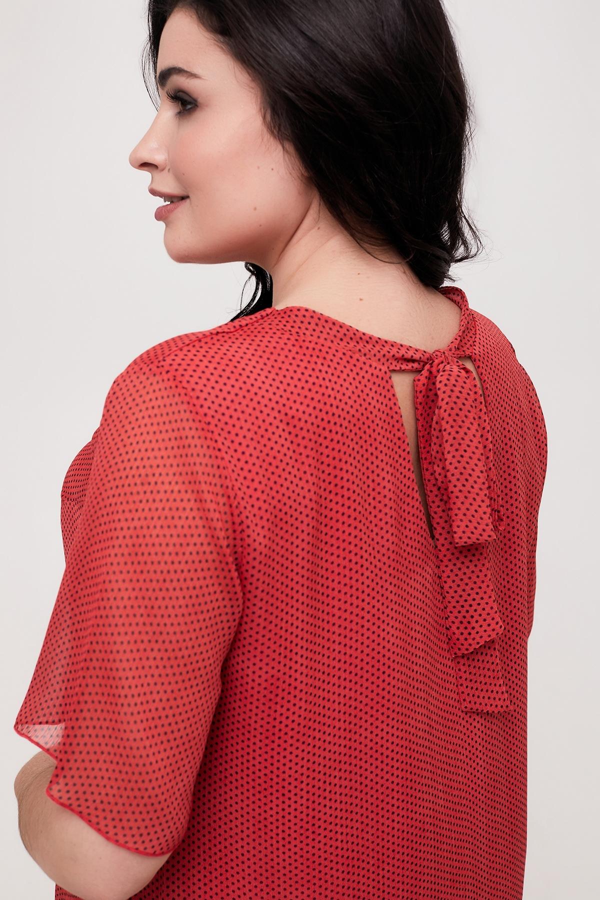 Сукня Марина (червоний)