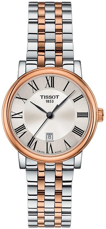 Часы женские Tissot T122.210.22.033.01 T-Lady
