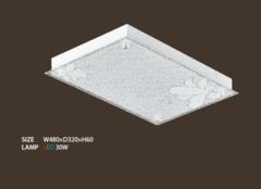 Потолочный LED светильник прямоугольный Lily 30 (до 15 кв.м)