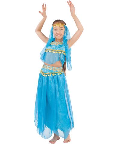 Карнавальный костюм детский Восточная красавица