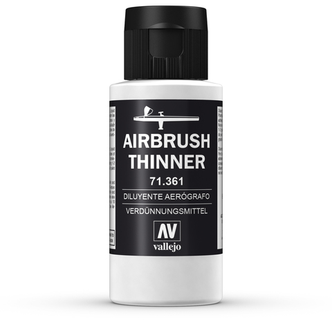 Airbrush Thinner 361-60Ml. 60 ml.