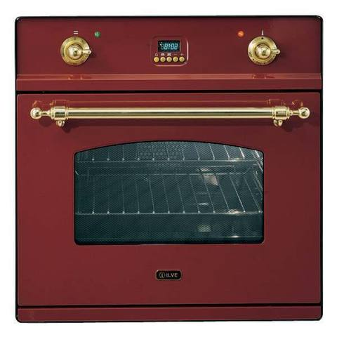 Духовой шкаф ILVE 600CPY/RBX