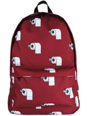 Рюкзак с туалетной бумагой     (Можно заказать по 1шт)