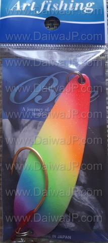 Блесна ART FISHING BITE RAINBOW DIA