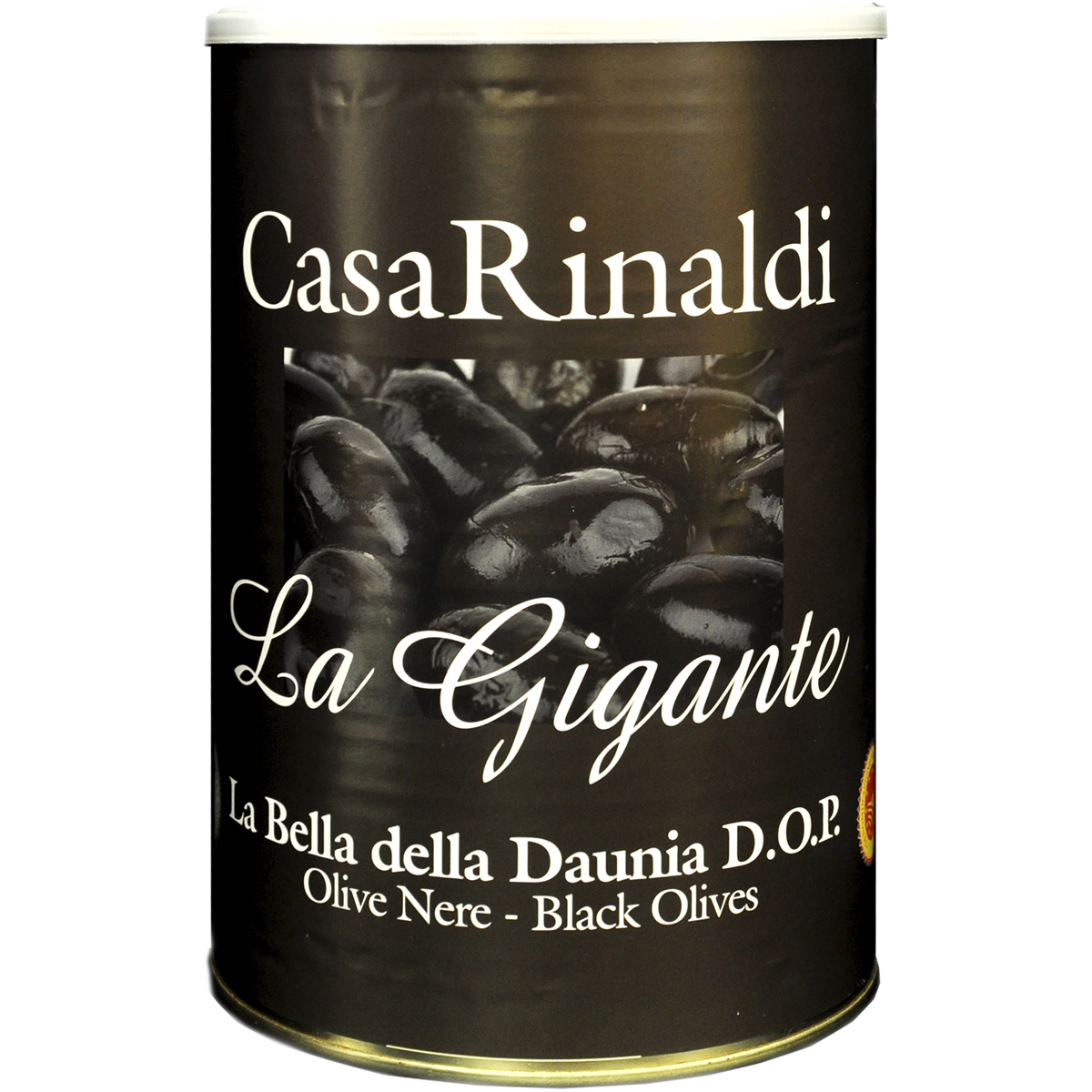 Маслины Casa Rinaldi гигантские GGG 4250 гр