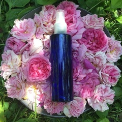 Гидролат «Роза» с ионами серебра Bronislava Cosmetics / 200 мл