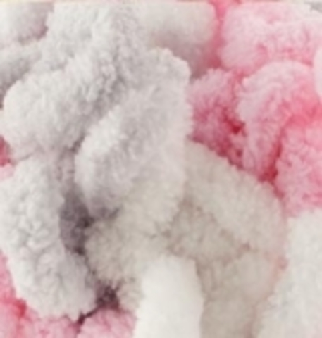 Пряжа Puffy Color Alize 6370