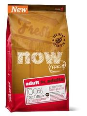 Беззерновой корм для взрослых собак всех пород, NOW FRESH, с ягненком
