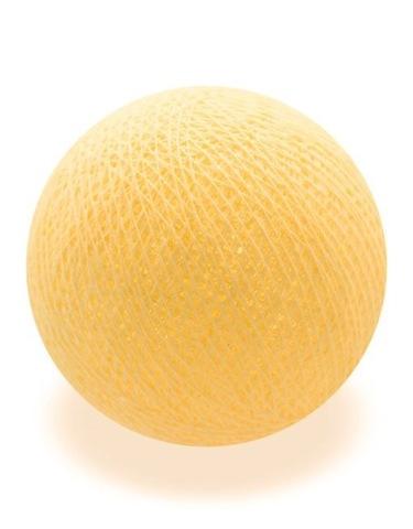 Хлопковый шарик шампань