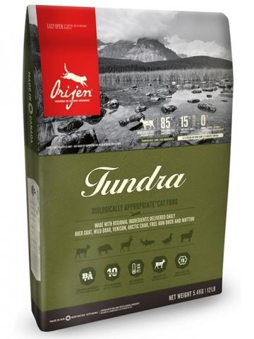 Orijen Tundra корм для кошек