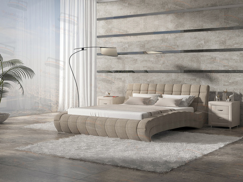 Кровать Сонум аналог Нуволы 1