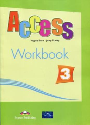 access 3 workbook - рабочая тетрадь