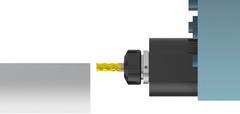 Приводная головка аксиальная VX4