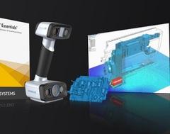 3D сканер Einscan HX