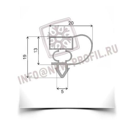 Уплотнитель для стола охлаждаемого EKSI ESPX-20L,N 635*420 мм по пазу(004 АНАЛОГ)