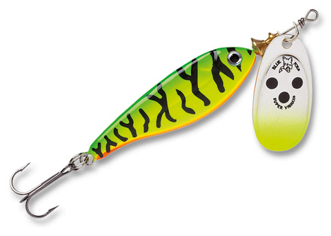 Блесна Blue Fox Minnow Super Vibrax №3, цвет FT, арт. BFMSV3-FT