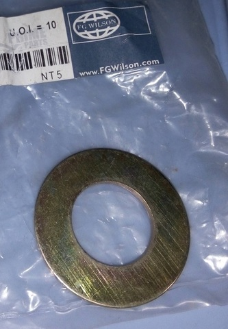"Шайба универсальная, плоская / WASHER PLAIN 3/4"" АРТ: 503-056"