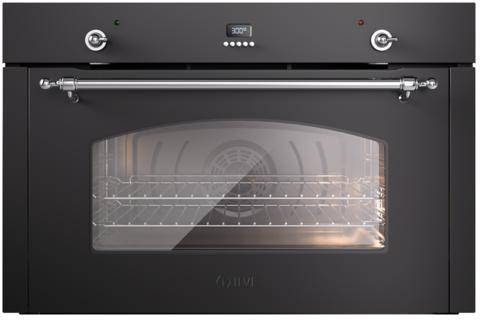 Духовой шкаф ILVE OV90SNE3 Chrome