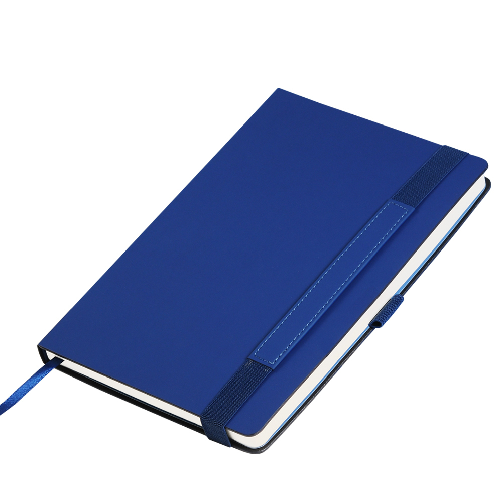 Ежедневник Portobello Trend, Alpha, недатированный, синий/голубой