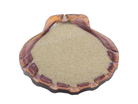 Натуральный песок для декора